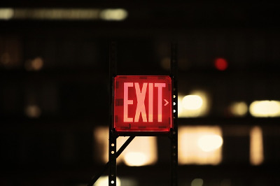 Discovering your exit