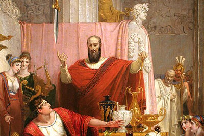 The parable of Damocles