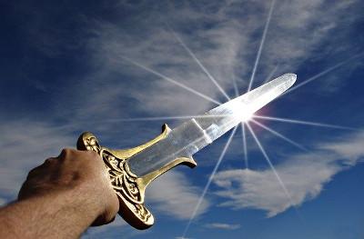 The sword as my companion