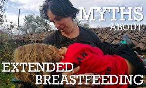 10 Myths About Extended Breastfeeding