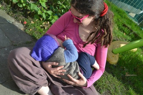 myths about extended breastfeeding