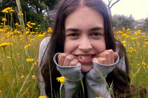 my confident teenager